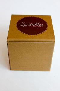 Sprinkles Cupcakes box