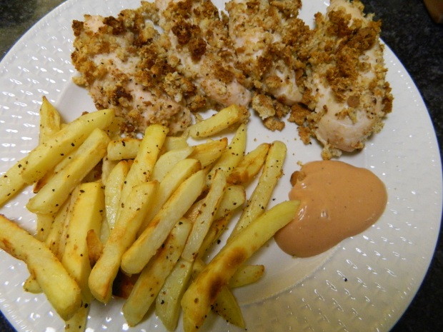 Healthy Zaxby's at Home