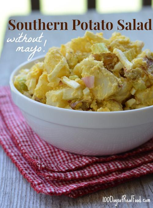 Potato-Salad-without-Mayo