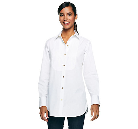 You need a lot of white shirts in your closet.