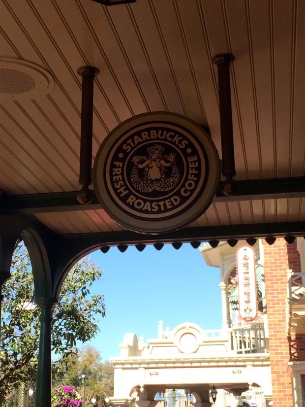 Disney Starbucks!